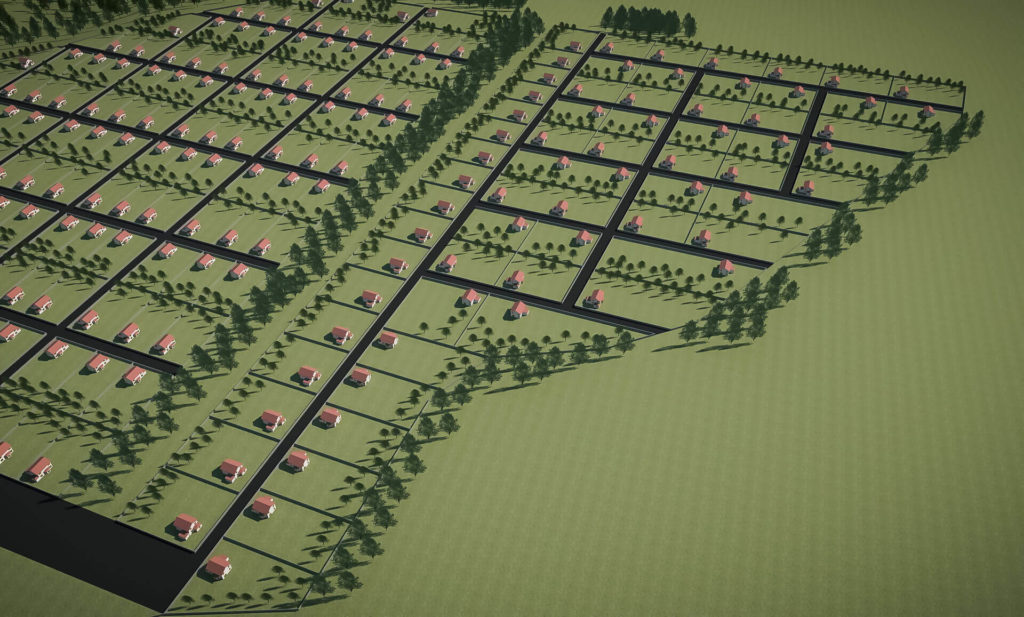 земли для дачного строительства