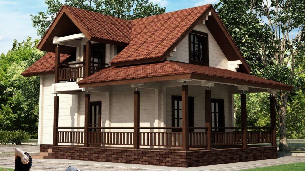 проект строительства дачных домов