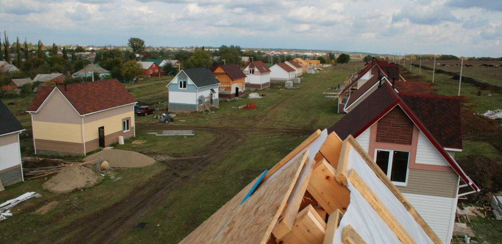 земельный участок под строительство жилого дома