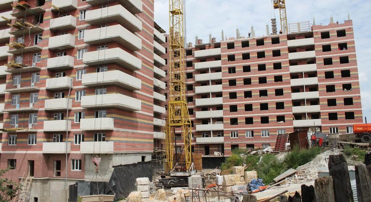 долевое строительство жилых домов