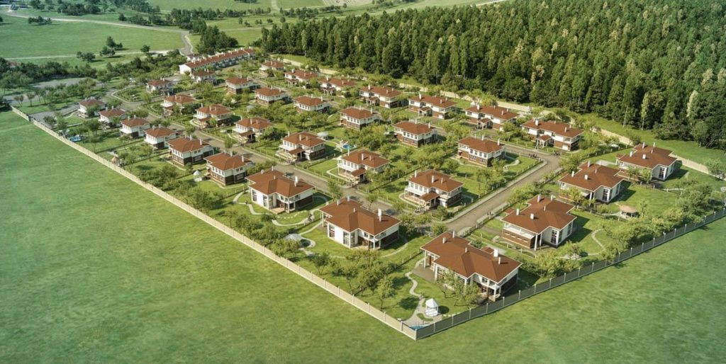 участок под строительство жилого дома