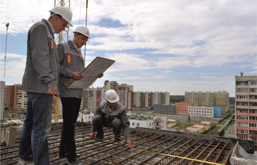 организация работ в строительстве