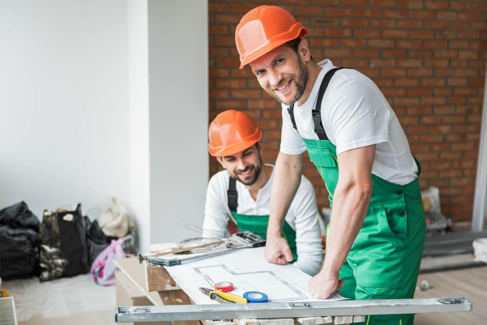 Составление плана ремонта в новой квартире