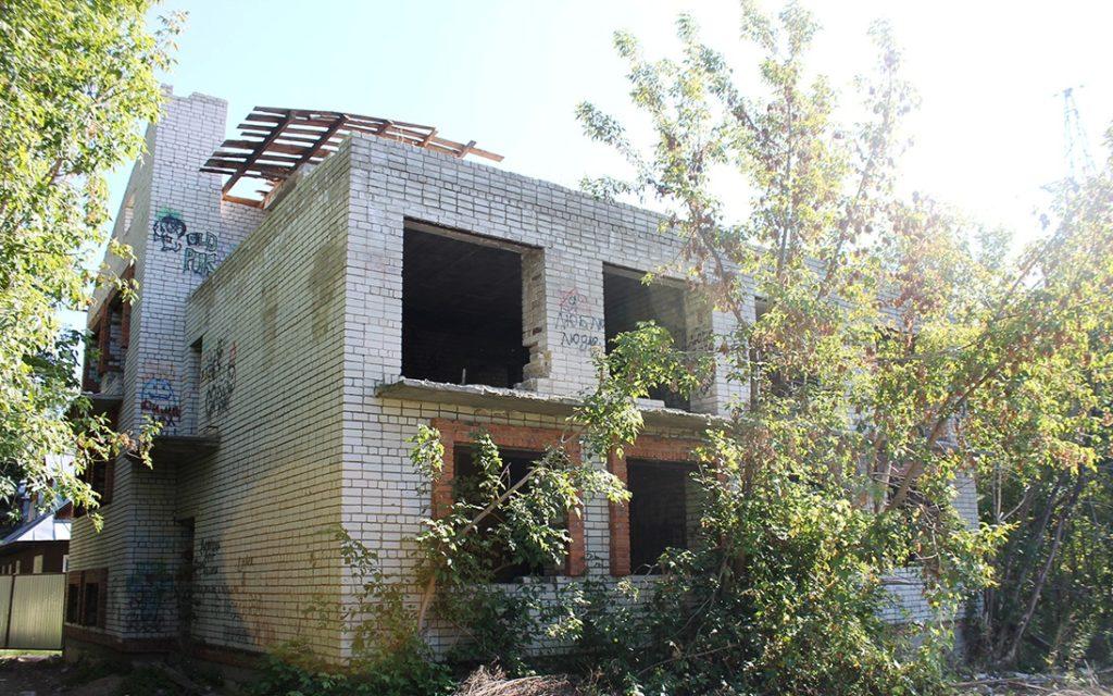 право собственности на объект незавершенного строительства