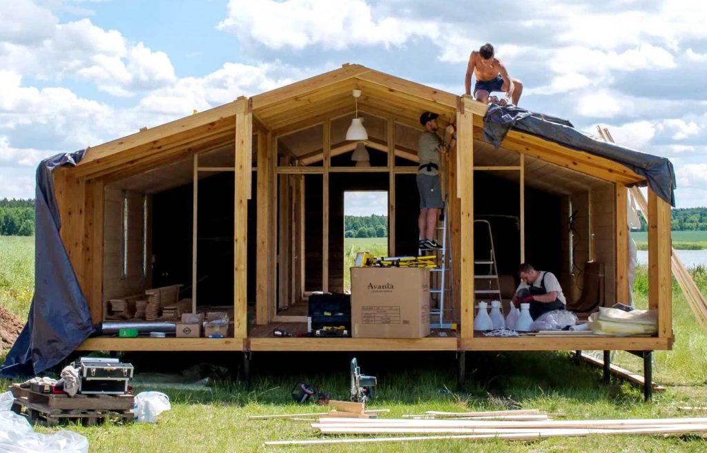 модульный дом купить