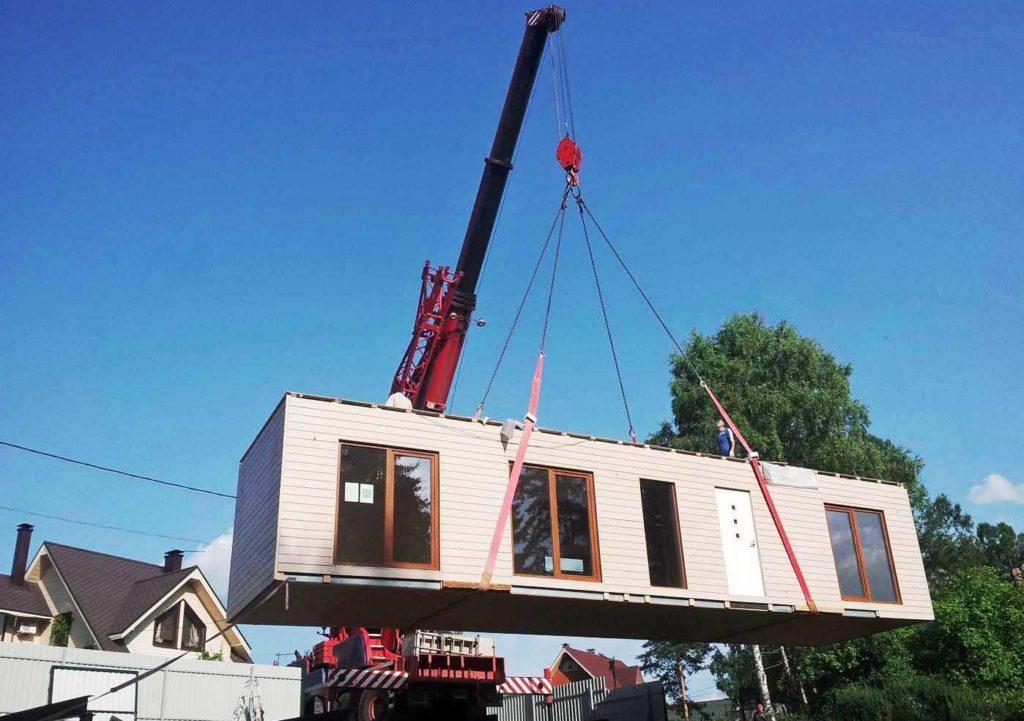 модульные дома цена
