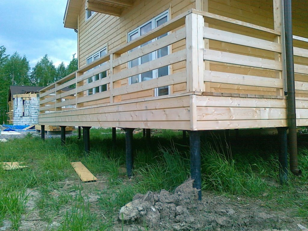 пошаговое строительство дома из сип панелей