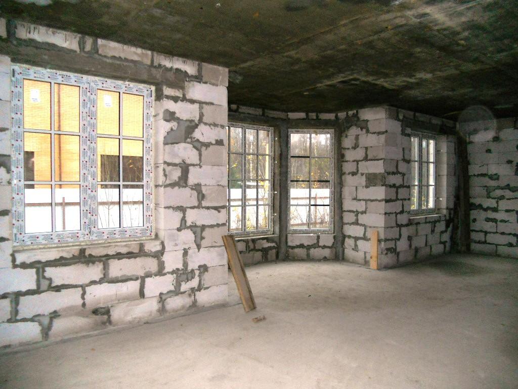 размер пеноблока для строительства дома