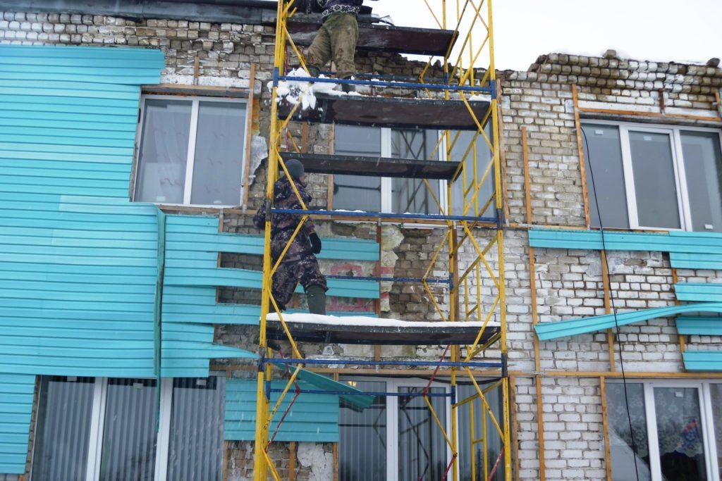 порядок проведения реконструкции объектов капитального строительства
