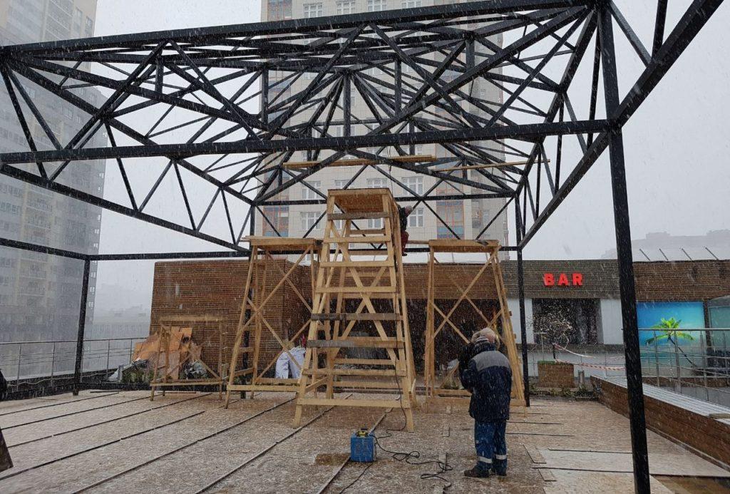 предельные параметры реконструкции объектов капитального строительства