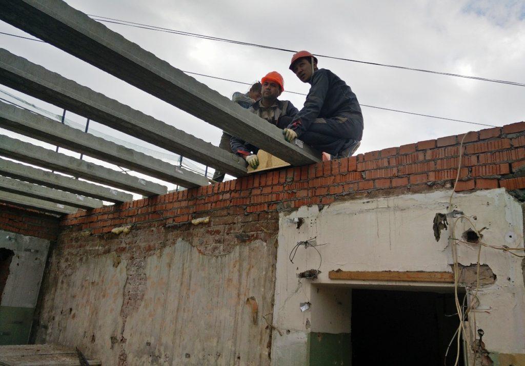 выдача разрешения на реконструкцию объекта капитального строительства