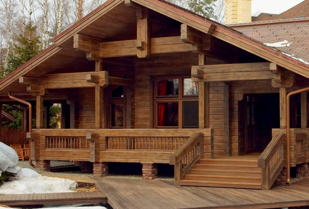 зимние дома под ключ проекты и цены