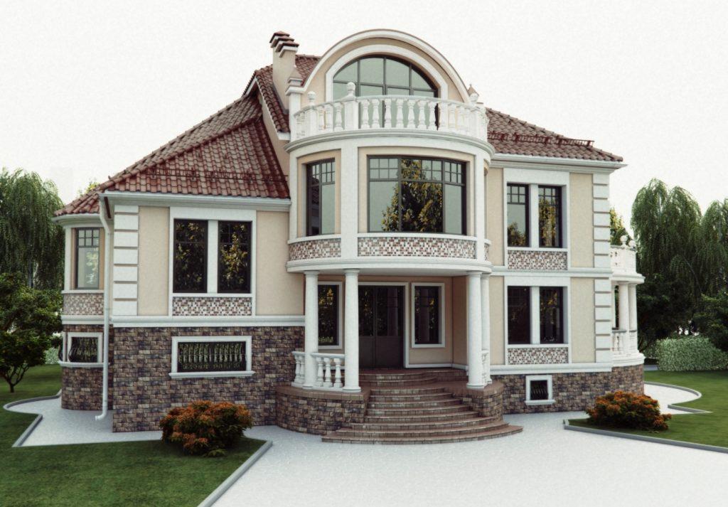 проекты дачных домов под ключ