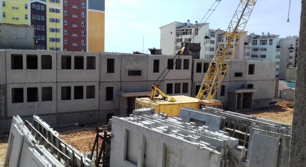долевое строительство домов