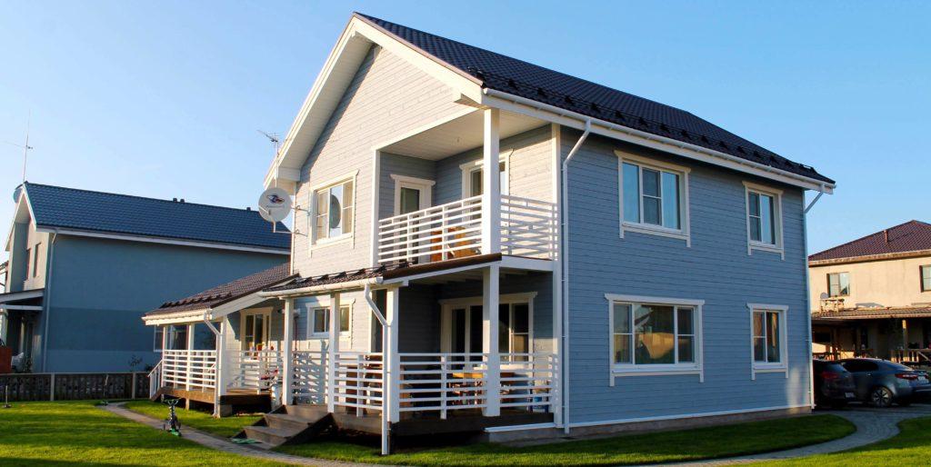 дома под ключ проекты и цены